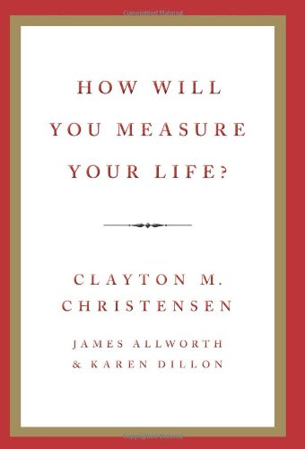 How Will You Measure Your Life? - Malaysia Online Bookstore