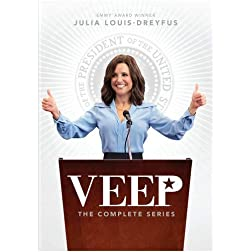 Veep: The Complete Series (DVD)