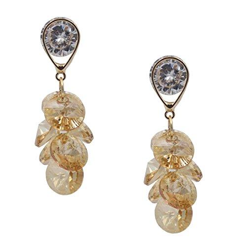 totoroforet-grape-swarovski-elements-crystal-pendant-earrings-champagne