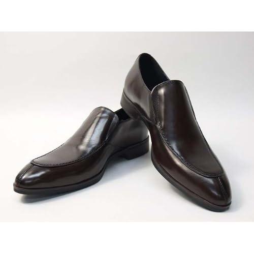 FALCHI NEW YORK(ファルチ ニューヨーク) Falchi New Yorkファルチ ニューヨークFN-010 BR紳士靴 ビジネス シューズブラウン ビジネスシューズ(FN-010BR) ブラウン 24.5
