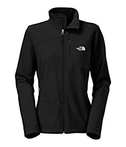 The North Face Women's Apex Bionic Jacket TNF Black XS and The North Face Drawstring Bag Bundle