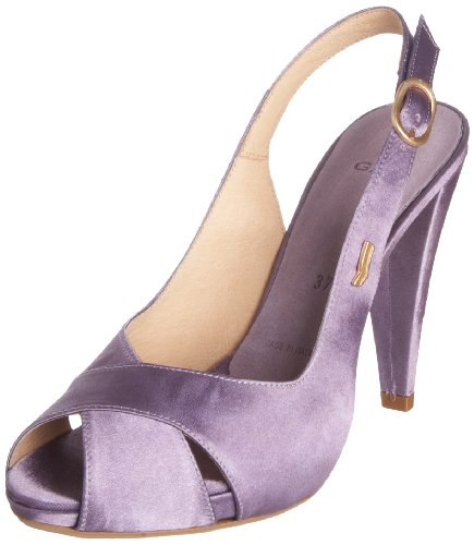 Gas Footwear Women's Manhattan Lilac Slingback Heel W25000063 4 UK