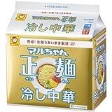 東洋水産 「マルちゃん正麺 冷し中華」5食