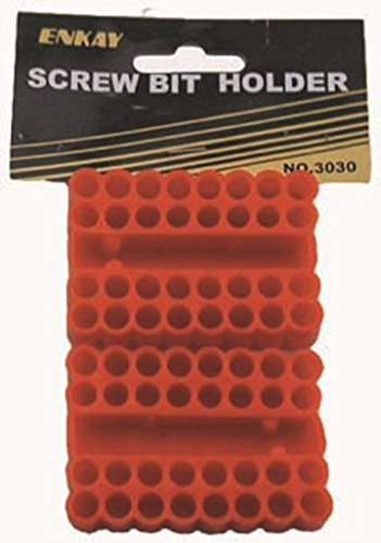 Enkay 3030  Screw Bit Holder, Poly Bag