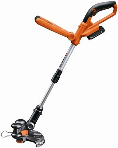 Worx Gt Wg151 18-Volt Cordless Electric Lithium-Ion String Trimmer/Edger