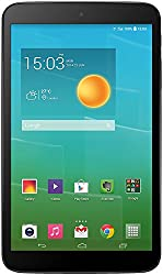 Alcatel onetouch POP 8S Tablet (8 inch, 8GB, Wi-Fi+ LTE+ Voice Calling), Black