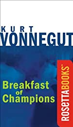 Breakfast of Champions (Kurt Vonnegut Series)