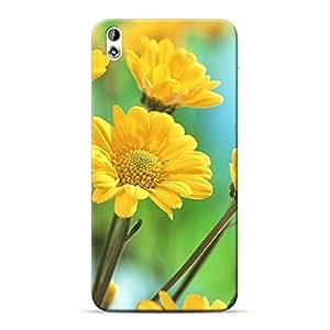 Mobile Back Cover For HTC Desire 816G (Printed Designer Case)