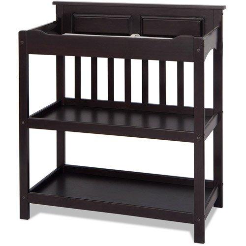 Cherry Sleigh Crib front-1059375