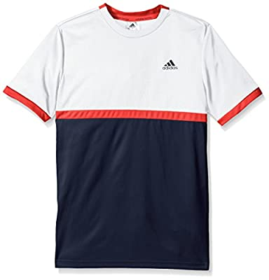 adidas Boy's Tennis Court Tee