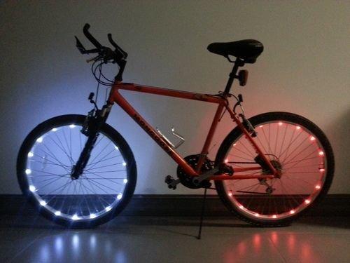 Wheel Brightz White