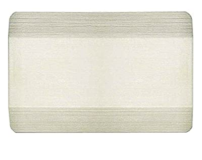 Craftmade Designer White Basic Tapered Rectangular Door Chime