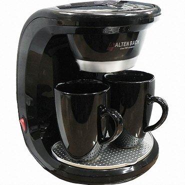 How To Use German Coffee Maker : Altenbach Mini Coffee Maker Espresso Machine 2cups ...