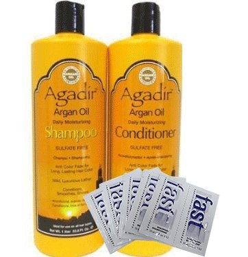 Agadir Argan Oil Daily Shampoo + Conditioner