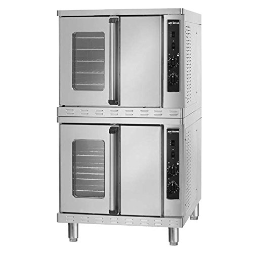 Natural Gas Convection Oven front-424228