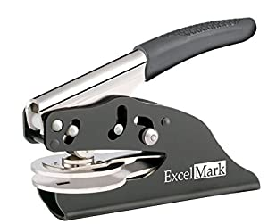 Personal Library Book Embosser - ExcelMark