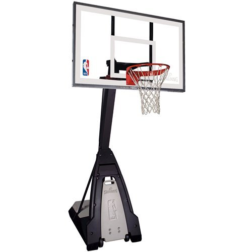 Spalding The Beast Portable Basketball Hoop - 60