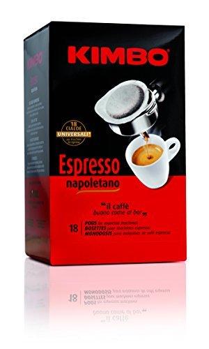 Kimbo Espresso Pods Cialde Espresso - 18 in a Box by Kimbo