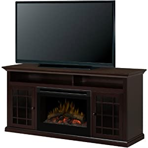 Dimplex Hazelwood Electric Fireplace Media Console Gds25 1388dr