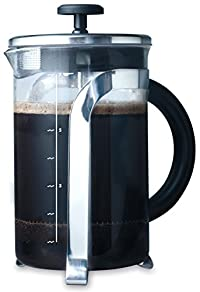 Aerolatte 7-Cup French Press Glass Coffee Maker, 28-Ounce