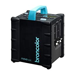 Broncolor Move 1200L Battery Pack and Charger