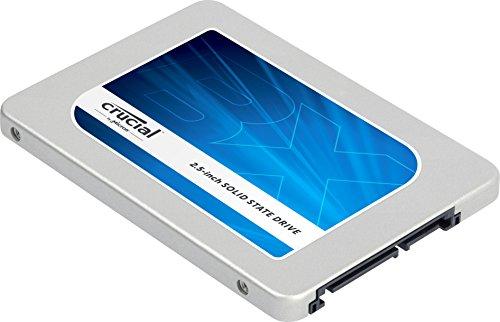 Crucial BX200 - Disco duro sólido de 480 GB (serial ATA III, 540 MB/s, 2.5