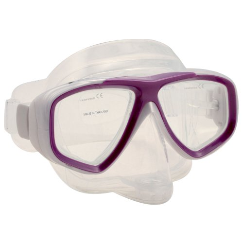 Promate Pro Viewer Purge Mask (Clear, Pr/Wt)