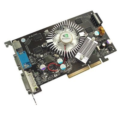 Galaxy geforce 7300 gt 256mb gddr3 pci-e.