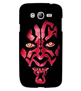 ColourCraft Scary face Design Back Case Cover for SAMSUNG GALAXY GRAND NEO I9060