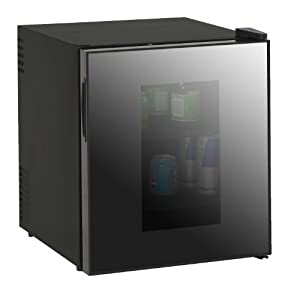 Avanti 1.7-Cubic Foot Superconductor Beverage Cooler W/Mirrored Finish