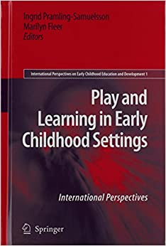 human rights and early years settings Promoting children's agency in early childhood education the early years learning framework from both an educational and human rights perspective research in early childhood education is increasingly paying attention to classroom interaction.