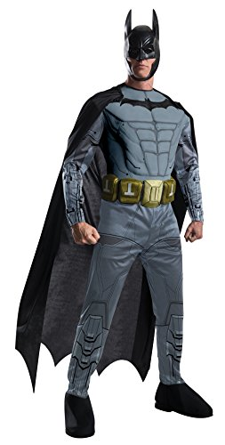 Rubie's Costume Men's Batman Arkham City Deluxe Muscle Chest