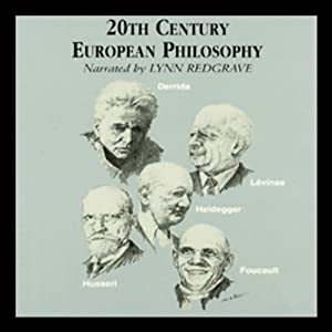 20th Century European Philosophy | [Professor Ed Casey]