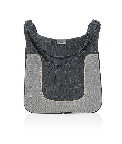 Brevi 023 Borsa Fasciatoio Millestrade 002 Fashion Jeans