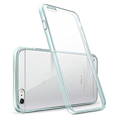D8 Slim Crystal Clear Cover Protective Transparent TPU Back Cover Case for iPhone 6 4.7 Inch by Oh-yeah