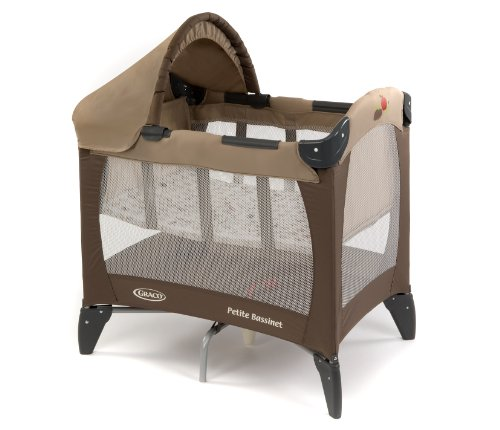 Graco Petite Bassinet (Apple)