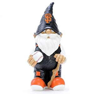 MLB San Francisco Giants Garden Gnome