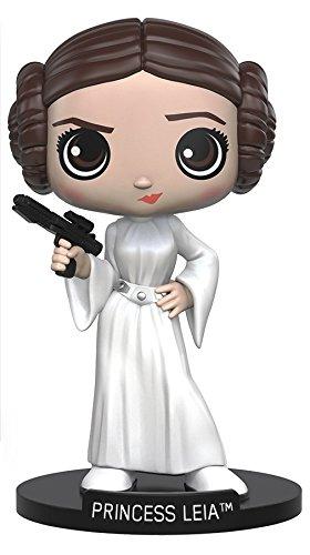 Funko-Wobbler-Star-Wars-Princess-Leia-Bobble-Head-Action-Figure