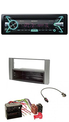 Sony-CD-MP3-USB-Bluetooth-Autoradio-fr-Ford-C-Max-S-Max-Focus-Fiesta-Fusion-Transit