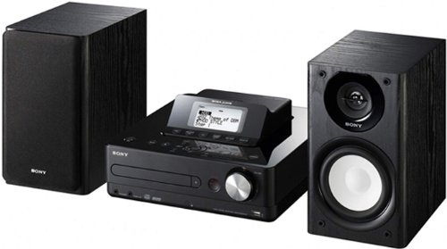 Sony Giga Juke NASE300HKITFI.YG  Music Systems with 80GB HDD