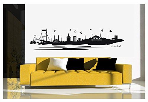 alternatif wandtattoo istanbul t rkei islam besmele. Black Bedroom Furniture Sets. Home Design Ideas