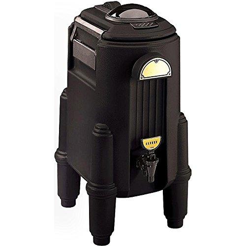 Cambro CSR5110 Black 5 Gallon Insulated Beverage CamServer (Cambro Drink Dispenser compare prices)