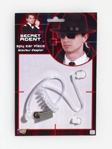 Secret Agent Spy Ear Piece Prop