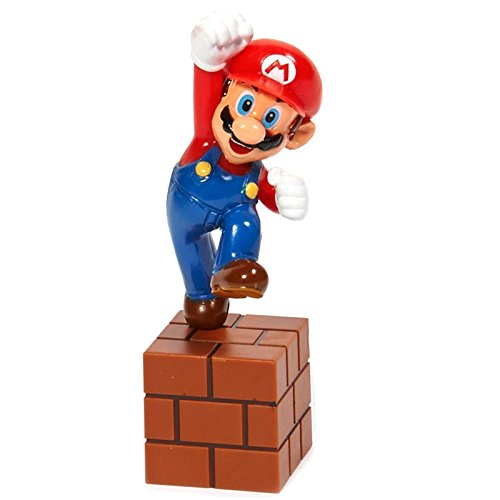 Super Mario Bros. Cake Topper - 1