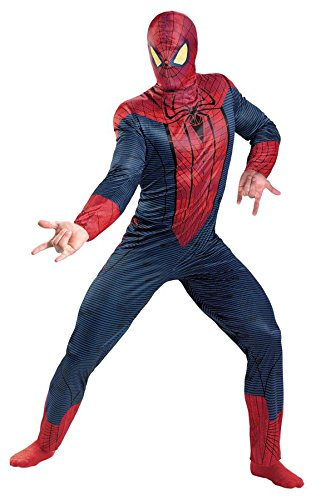 Disguise Inc - The Amazing Spider-Man Classic Adult Plus Costume