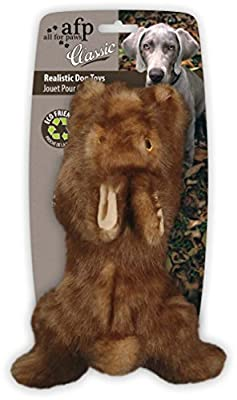 All for Paws Classic Brown Rabbit Pet Toys