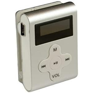 Mach Speed Eclipse CLD4PL 4 GB 1.3-Inch LCD Portable Media Player (Silver)