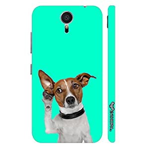 Meizu MX5 SAY WHAT designer mobile hard shell case by Enthopia