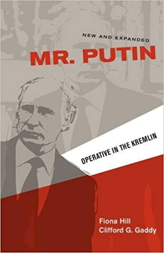 Mr. Putin: Operative In The Kremlin