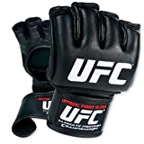 UFC MMA Official Boxing Gloves X-Large Size/WITH A FREE SELF DEFENSE DVD